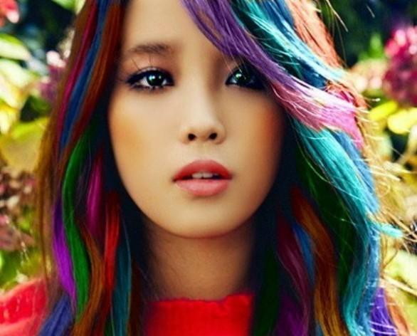 I capelli si coloreranno grazie agli ioni in un attimo con - Tinta su capelli bagnati o asciutti ...